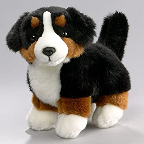 Amazon Com Carl Dick Bernese Mountain Dog 10 Inches 25cm Plush