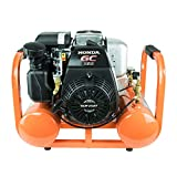 Industrial Air Contractor Pontoon Air Compressor with Honda OHC Engine – 4 Gallon, 155 PSI, Model# CTA5090412 Review