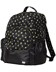 Lug Echo Packable Rockstar Black Backpack, Rock Star Black, One Size