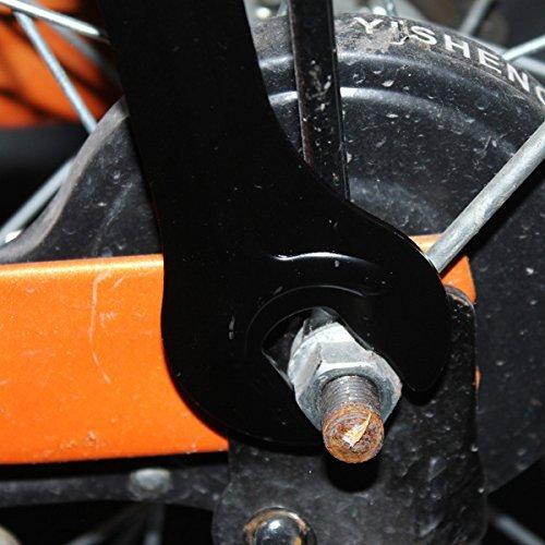 Tama/ños de los Terminales 13-15 14-16 mm Ducomi/® Llave a Sogliola para Conos y Controdadi y Pedales Ideales para Rapide Reparaci/ón y Mantenimiento la Bicicleta