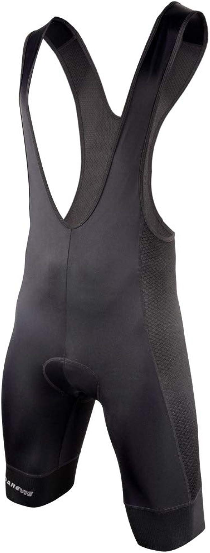 "Acolchados 3D para Montar en Bicicleta Negro X-Large /""N//A/"" Pantalones Cortos de Ciclismo para Mujer"