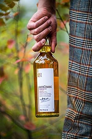 anCnoc 12 Year Old Highland Single Malt Whisky 75 cl