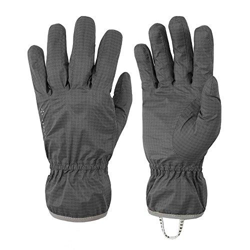 テント傾く窓を洗うAXESQUIN(アクシーズクイン) 手袋 Light Shell WP Glove RG3554 スネズ L