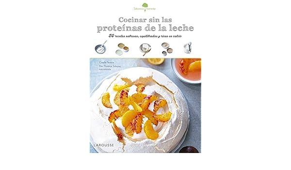 Sabores & Bienestar: Cocinar sin las proteinas de leche (Spanish Edition): Francis Scott Fitzgerald, Imma Estany Morros: 9788416641208: Amazon.com: Books