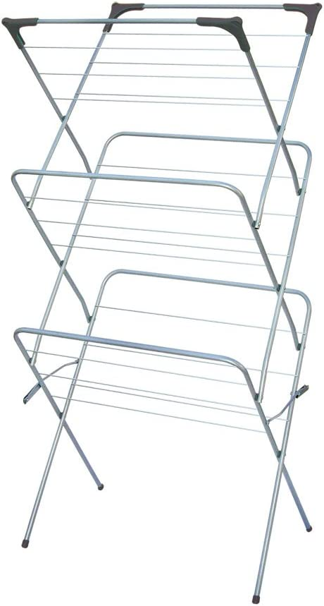 Home Basics Clothes Dryer, 3-Tier [Misc.]