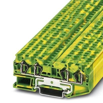 Amazon com: DIN Rail Terminal Blocks ST-4 QUATTRO PE (1
