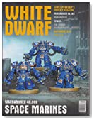 White Dwarf Magazine September 2013