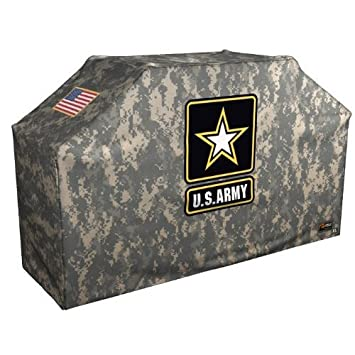 grill cover bbq cover us army acu xlarge extra large - Bbq Covers