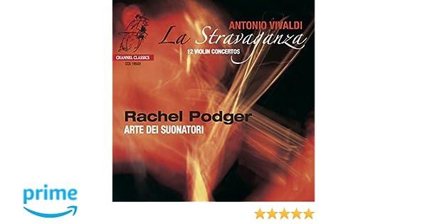 La Stravaganza : Arte dei Suonatori Rachel Podger, Vivaldi: Amazon.es: Música