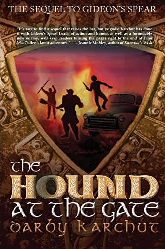 (The Hound at the Gate (The Adventures of Finn MacCullen))