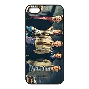 iPhone 5 5s Cell Phone Case Covers Black Kaiser Chiefs NRI5055245