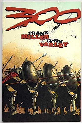300 #1 - Comic Book - 1st Print - Frank Miller (300, 1)