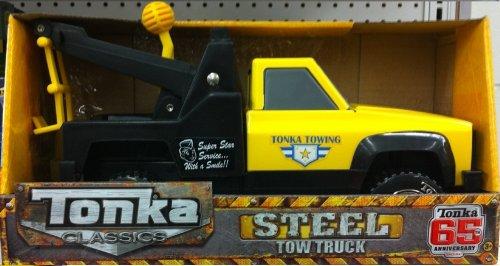 Tonka Classic Steel Toy Tow (Tonka Tow Truck)