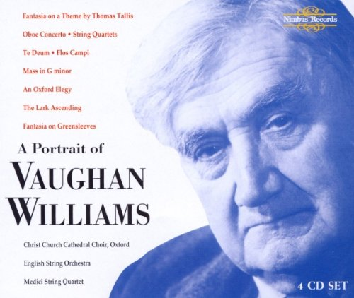 Portrait of Vaughan Williams / Various - Portraits Oxford