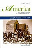 America: A Concise History 4e V1 and Going to the Source 2e V1, Henretta, James A. and Brody, David, 0312592248