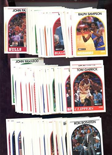 1989-90 Hoops Basketball Card Complete Set Series 1 2 Box David Robinson Rookie ()