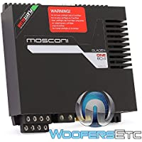 Mosconi ONE 60.4 4-Channel 4 x 60W RMS Amplifier