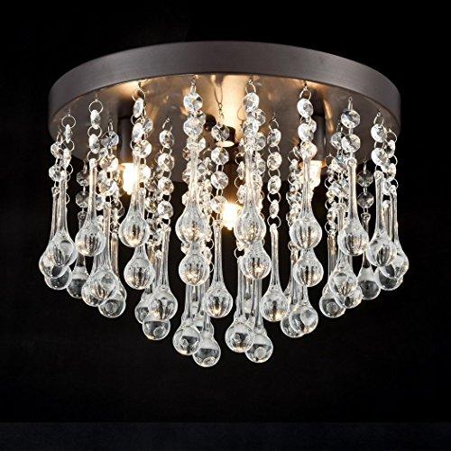 oil bronze chandelier - 8