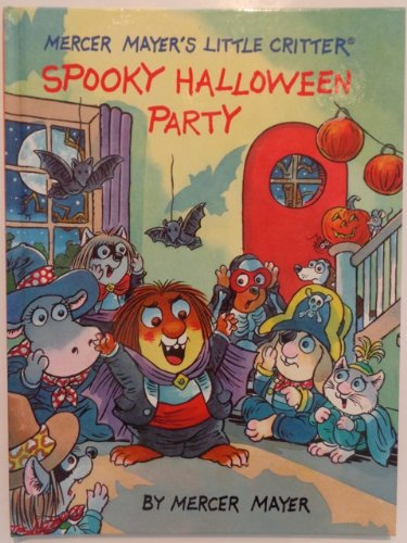 Little Critter's Spooky Halloween Party ()