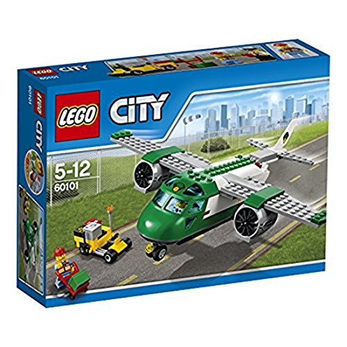 Lego City cargo airplane 60101