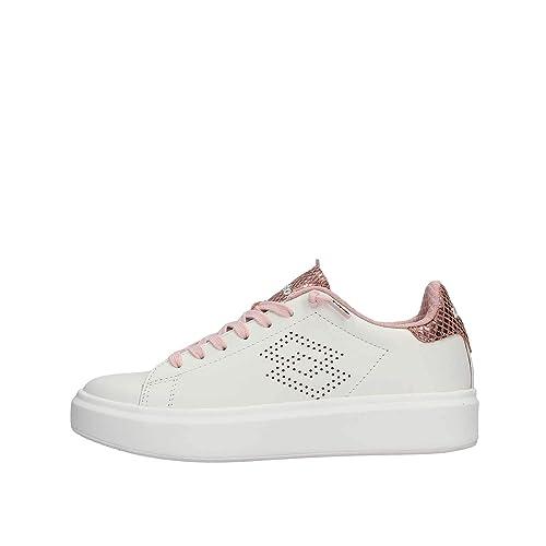 itScarpe Sneaker Leggenda T7419 41Amazon Bianco Donna E Lotto Borse SUzVLpqMG