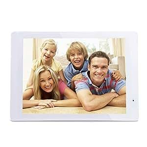 Amazon.com : Koolertron White Color Portable 14 Inch Multi ...