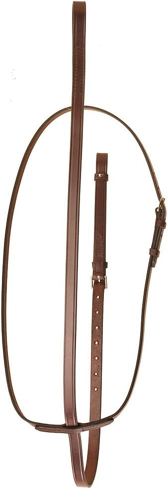 B002HNPZSA Tory Leather 3/4 Bridle Leather Standing Martingale 51nrV7mr3CL