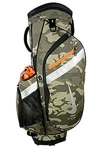 Nike Golf- Sport Cart IV Bag Olive/Silver BG0398-209
