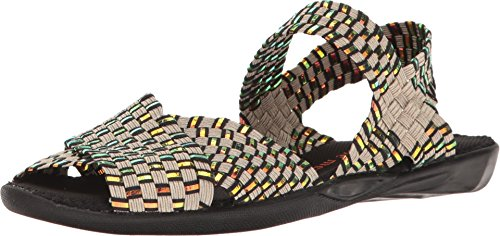 cheap new styles Bernie Mev. Balmy Women's Criss Cross Strap Sandal Light Gold/Plasma cheap sale for nice best place cheap online sneakernews sale online 4yvWmswh