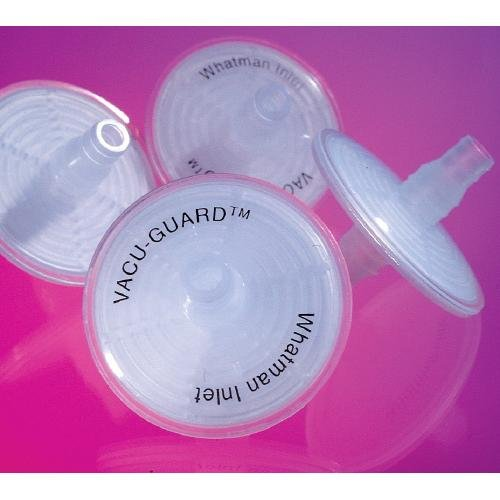 GE Healthcare 6722-5001 VACU-GUARD Capsule Disc, 60 mm Size, Polypropylene (Pack of 10)