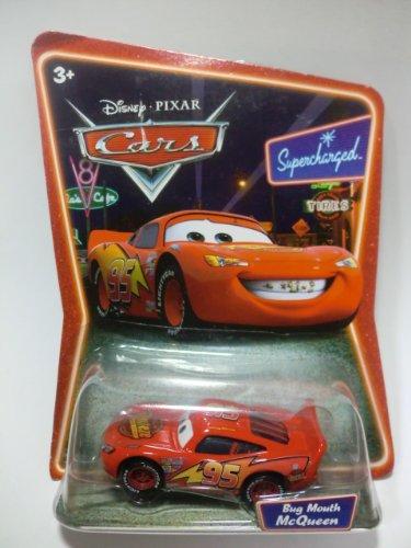 Disney [Mattel] MATTEL Cars Pixar Cars McQueen bug mouse Supercharged (japan import) Disney Pixar Cars Supercharged Bug