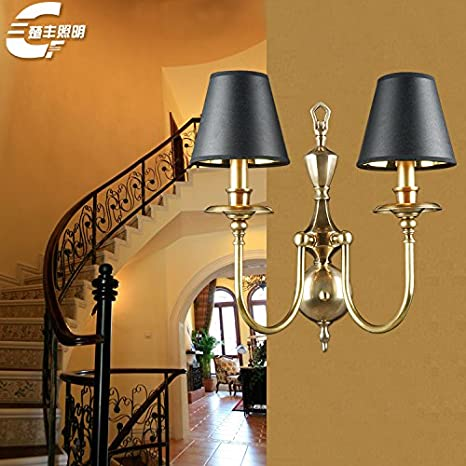 best sneakers 9a842 e6a0a GYY Light Lighting Retro-Copper Wall Lights Indoor ...