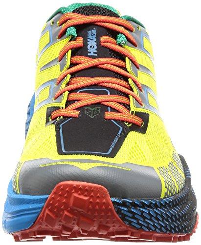 Hoka SpeedGoat 2 Man Citrus/Blue - 44