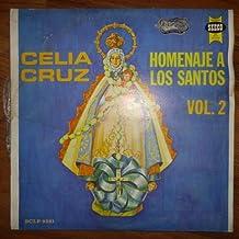 Homenaje A Los Santos Vol. 2 --> Vinyl, LP, Reissue by El Palacio for Seeco – SCLP 9281