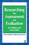 img - for Researching into Assessment & Evaluation (Practical Research Series) book / textbook / text book