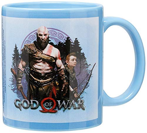 Caneca God War Nordic Banana