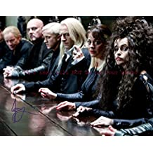 Harry Potter and the Deathly Hallows û Part 2 Isaacs_Jason Autographed 11x14 Poster Preprint Photo