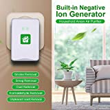 Mini Portable Silent Air Cleaner, BLANDSTRS Plug-in