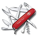Personalized Huntsman Swiss Army Knife by Victorinox