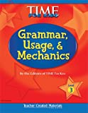 Grammar, Usage, and Mechanics, Teacher Created Materials, 0743901282