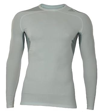 Compression Cool Climacool Techfit P Adidas Homme Chemise Ls Longue 4fAPnq7w