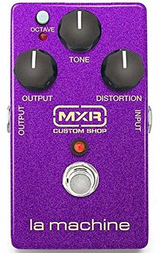 MXR La Machine CSP203 Guitar Distortion Effects Pedal