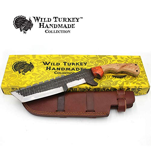 Wild Turkey Handmade Collection