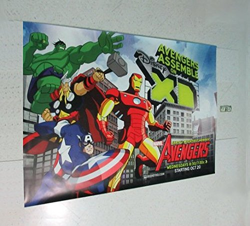 Amazon.com: giant-size Vengadores Cartel. 68 por 47 inch ...