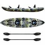Tandem Fishing Kayaks Review and Comparison