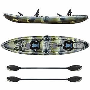 24. Sit-On-Top Tandem Kayak by Elkton Outdoors