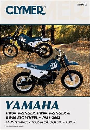 Buy Yamaha PW50 Y-Zinger, PW80 Y-Zinger and BW80 Big Wheel