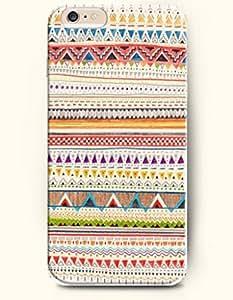 SevenArc Aztec Indian Chevron Zigzag Pattern Hard Case for Apple iphone 5C