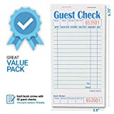 Stock Your Home Guest Check Book