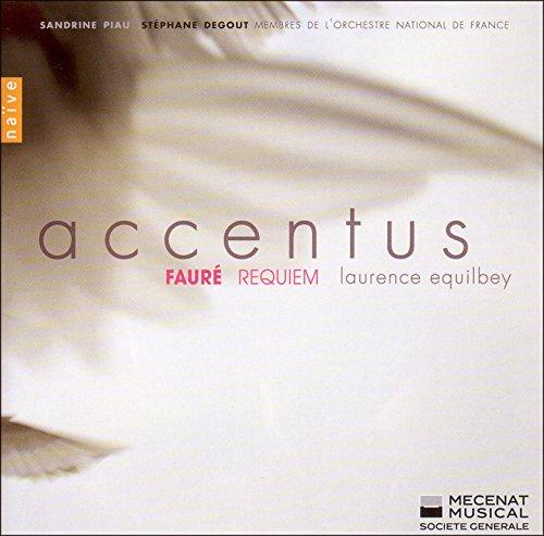 Top Accentus, Equilbery, Piau, Degout, Hery, Faure - Requiem - Amazon  GA64